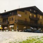 l'albergo agli inizi degli anni 80